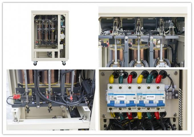 50KVA SBW Automatic Voltage Stabilizer For industry with CE Certificate