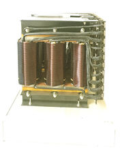China Low Voltage Copper Coil Iron Core Dry Type Isolation Transformer 50HZ / 60HZ with OEM supplier