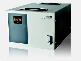 China Energy Saving AC Power Stabilizer , 3KVA Single Phase Voltage Stabilizer supplier
