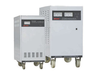China 7.5 KVA 220V Single Phase Automatic Voltage Regulator Transformer CVT 50HZ / 60HZ supplier