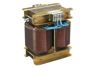 China Single Phase Copper clad aluminum Dry Type Isolation Transformer 600V / 690V supplier
