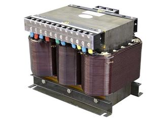 China 3 Phase Dry Type Transformer Harmonic Mitigating Transformers 220V / 230V supplier
