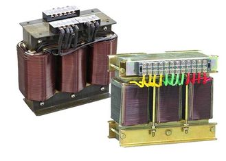 China Industrial 3 Phase IP21 600V / 690V High Frequency Isolation Transformer 1-1000KVA supplier