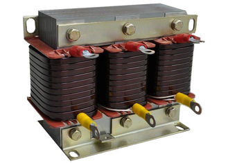 China High Voltage 1500v Three Phase Current Limiting Reactor Smoothing Reactors supplier