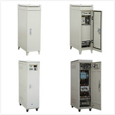 China Single Phase Servo Controlled Voltage Stabilizer base on 10KVA/20KVA/30KVA/50KVA supplier