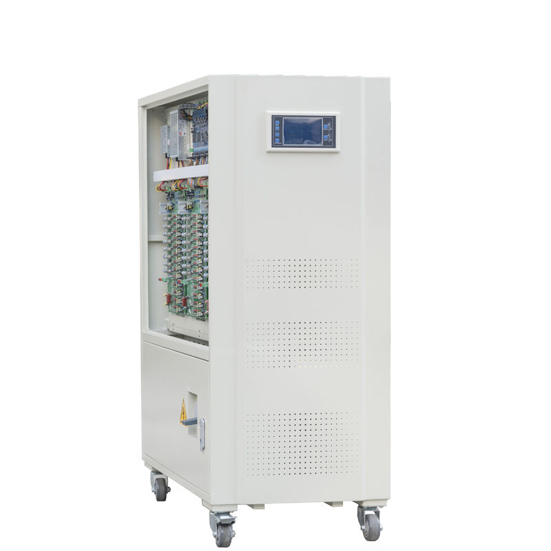 STATIC / Non Contact AC Voltage Stabilizer 80KVA Intelligent 220V supplier