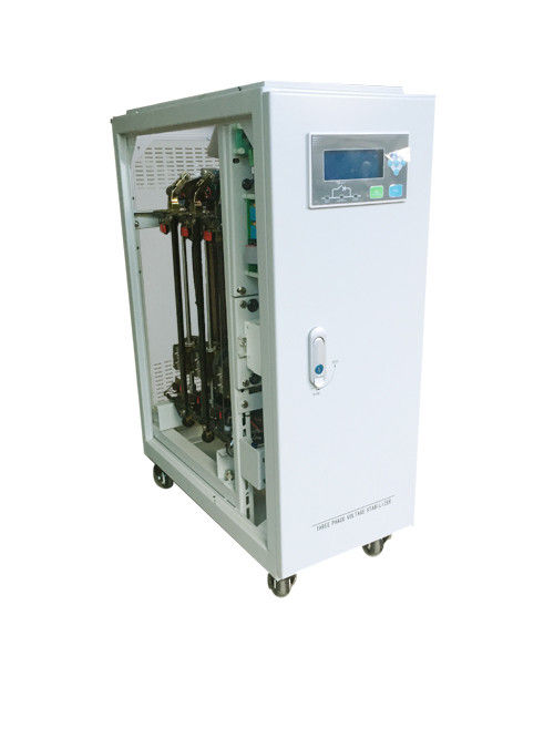 Three Phase Servo Voltage Stabilizer 3 Phase Avr Voltage Regulator supplier