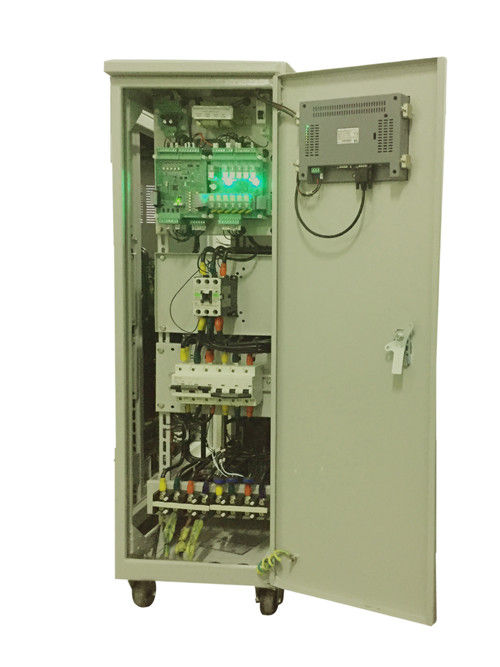 80KVA 380V Low Voltage Stabilizer With Computerize System 320×1050×620mm