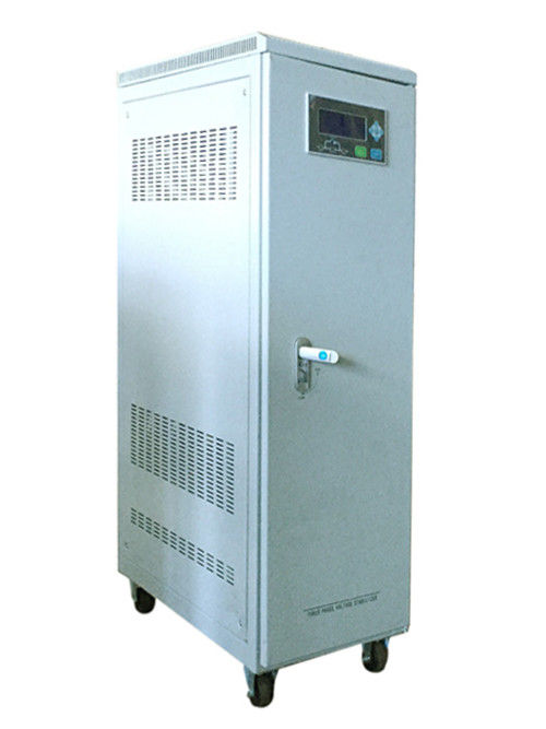 Low Voltage 45 KVA SBW / DBW AC Power Stabilizer With Short