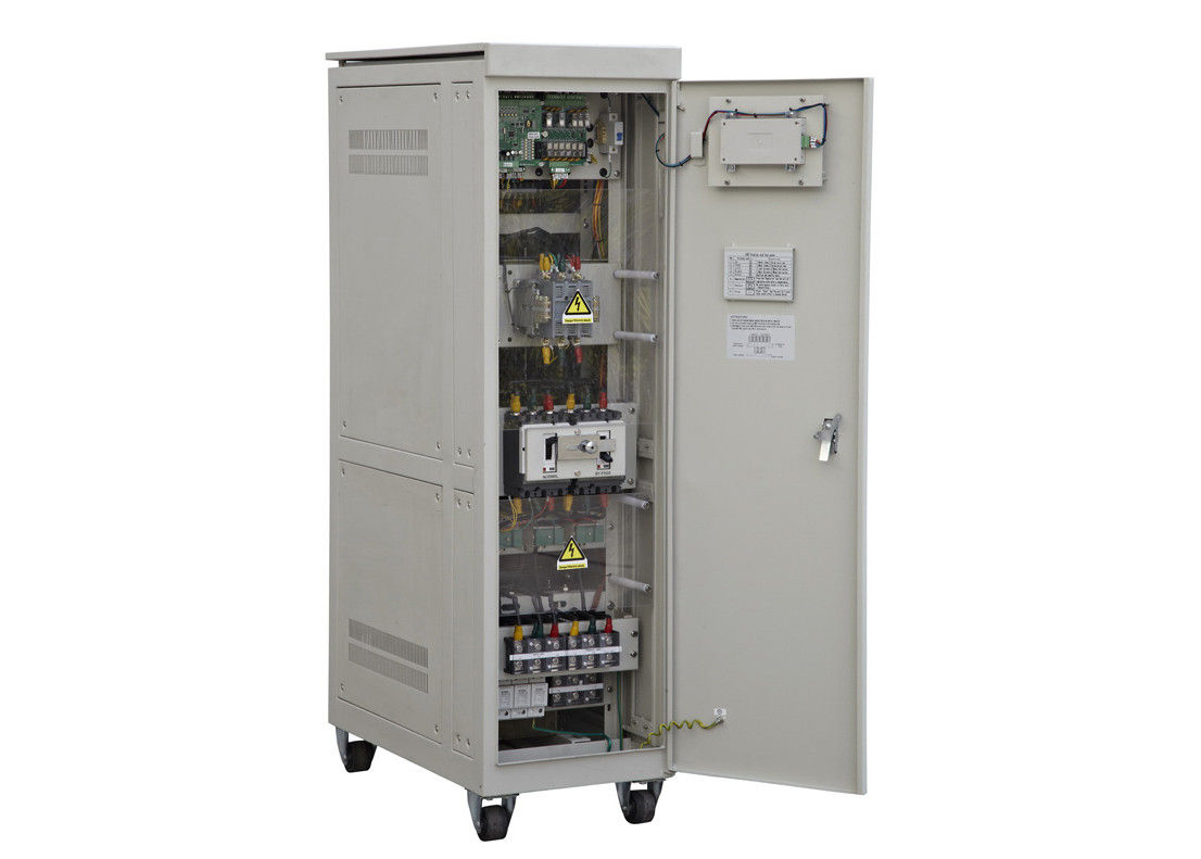 Universal Mechanical Automatic Servo Voltage Stabilizer 400 KVA SBW 380V IP20 supplier