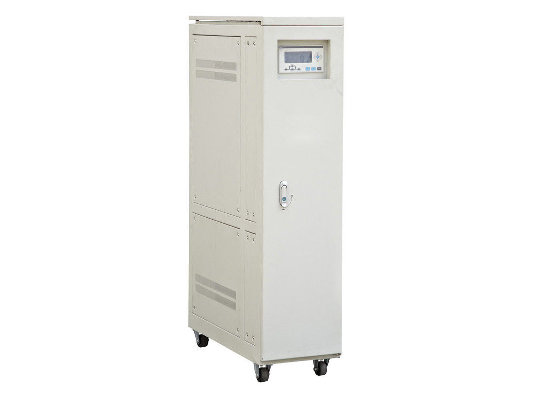 10 KVA DBW 220V IP20 AC Single Phase Servo Controlled Voltage Stabilizer 50Hz / 60Hz supplier