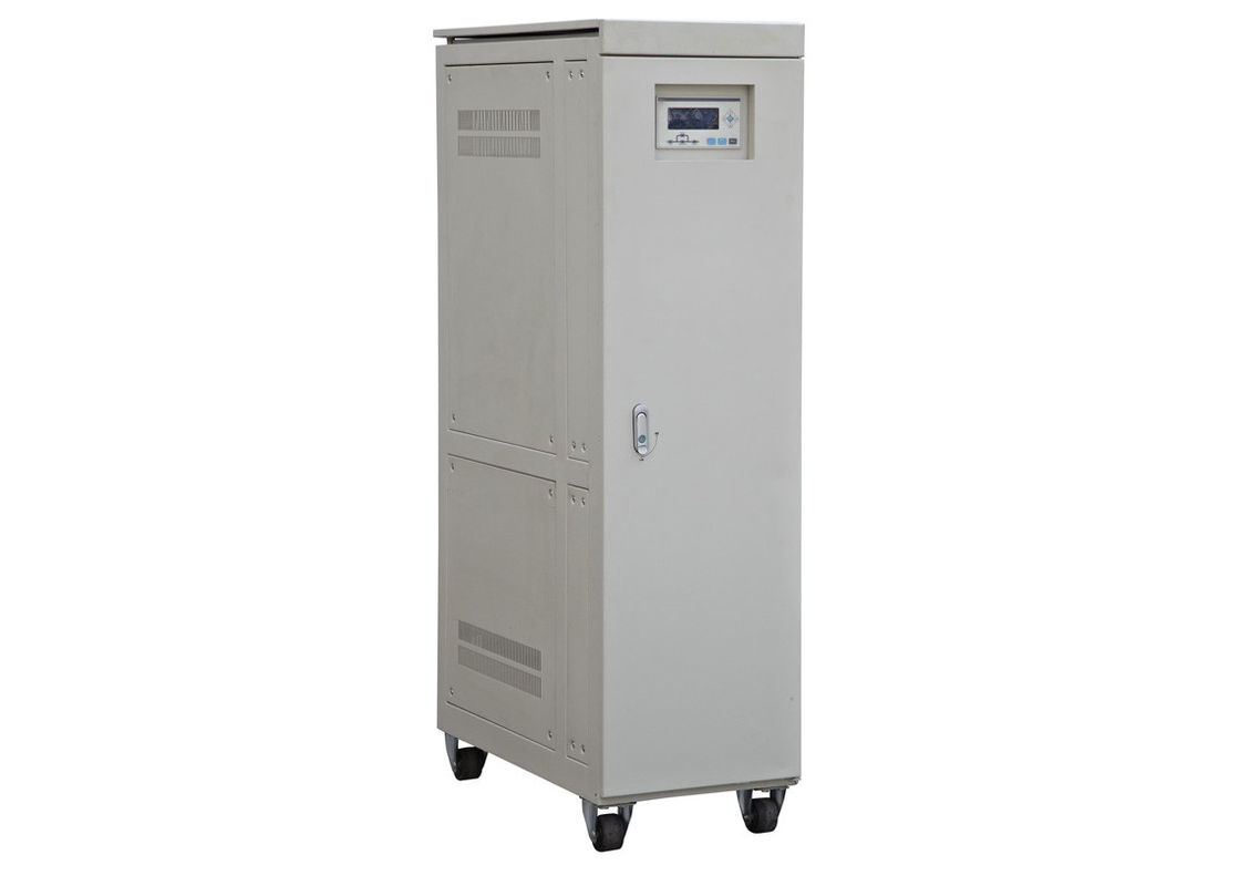 Commercial 20 KVA IP20 Indoor Voltage Optimisation Unit With GPRS supplier
