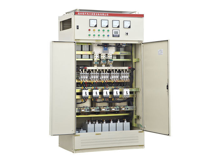 Single Phase / Three Phase 300 KVAR PFC Power Factor Correction Capacitor Bank supplier