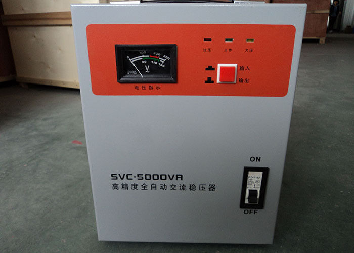 Full Automatic Industrial Servo Controlled Voltage