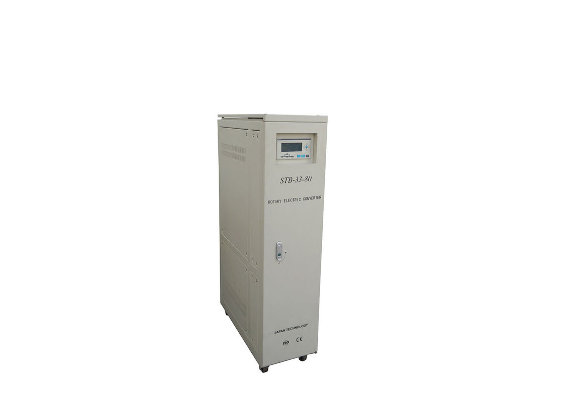 Industrial 80 Kva Fully Automatic Voltage Regulator 3