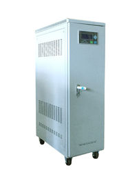 China Universal 75KVA 50Hz Three Phase Voltage Regulator With Computerize System distributor