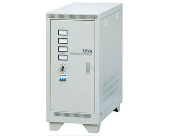 China 3 KVA 220V Constant Voltage Transformer Single Phase CVT For Computer system distributor