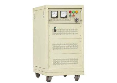 China 15 KVA 220V Single Phase Constant Voltage Transformer CVT 460×920×600mm distributor